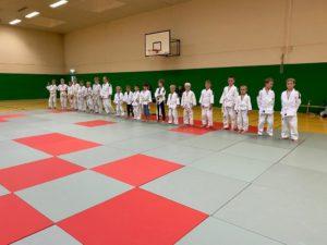 Viel Nachwuchs bei Judoabteilung