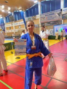 Judoka vom SV 08/29 Friedrichsfeld holen Titel bei den Polnisch Meisterschaften Ü 30